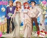 Çifte Vintage Düğün
