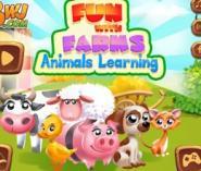 Çiftlik Hayvanları İle Eğlen Ve Öğren