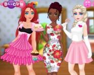 Cupcake Prensesler