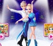 Dansçı Elsa Ve Jack
