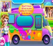 Defne'nin Dondurma Arabası