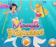 Deniz Kızı Disney Prensesler