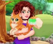 Ece Ve Tatlı Kedisi