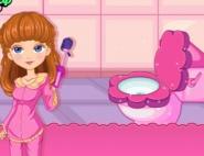 Eda'nın Hijyenik Banyosu