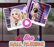Elsa Alışveriş Yapıyor