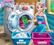 Elsa'nın Çamaşır Günü