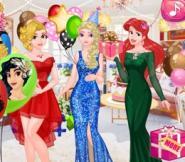 Elsa'nın Doğum Gününe Hazırlık