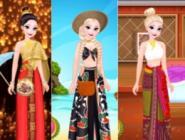 Elsa'nın Tayland Seyahati