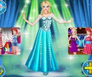 Elsa'ya Makyaj Yap