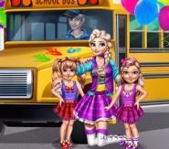 Elsanın İkizlerini Yaz Okuluna Hazırla