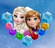 Frozen Altıgen Puzzle