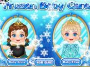 Frozen Bebeklerin Eğlenceli Bakımı