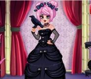 Gothic Prensesin Makyajı