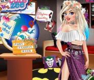 Harley Quinn Dünya Turunda