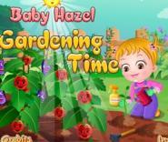 Hazel Bebeğin Bahçesi
