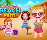 Hazel Plaj Partisinde