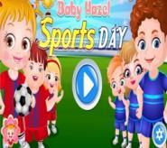 Hazel Spor Turnuvasında