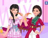 Jenner Kardeşlerin Pizza Tutkusu