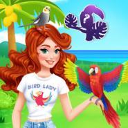Jessienin Egzotik Kuşları