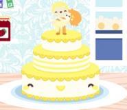 Kawaii Düğün Pastası