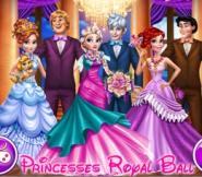 Kraliyet Balosu Hazırlıkları