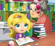 Kütüphaneci Görmesin
