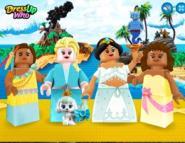 Lego Prensesler