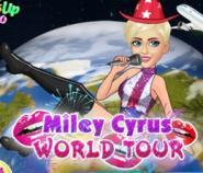 Miley Cyrus Dünya Turunda