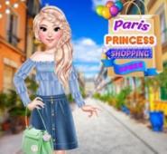 Pariste Alışveriş