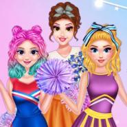 Ponpon Kız Prensesler