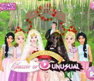 Prenses Düğünü Şık Ya Da Tuhaf