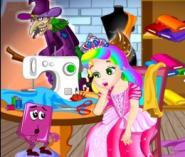 Prenses Juliet İle Parti Hazırlığı