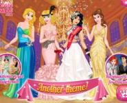 Prenses Okulunda Kraliyet Balosu