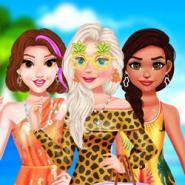 Prensesler Havuzda Yaz Partisi