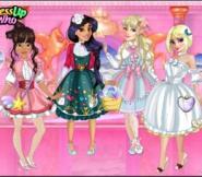 Prensesler Lolita Partisinde