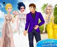 Prensesler Sürpriz Düğün Davetlileri
