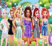 Prenseslerin Bahçe Partisi