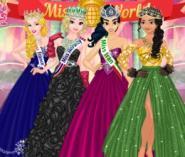Prenseslerin Güzellik Yarışması