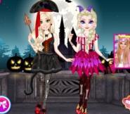 Prenseslerin Korkunç Kostümleri