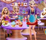 Prenseslerin Öğlen Çayı