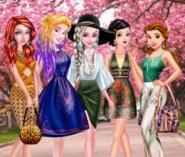 Prenseslerin Orman Trendi