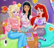 Prenseslerin Oyun Gecesi