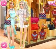 Prenseslerin Paris Alışverişi
