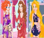 Prenseslerin Sevimli Çantaları