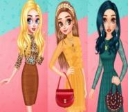 Prenseslerin Stilini Seç