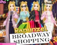Rapunzel'in Markalı Alışverişi