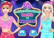 Rapunzel Ve Barbie