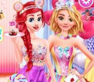 Şeker Gibi Prensesler