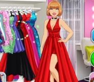 Taylor'ın Pop Star Gardırobu