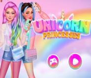 Unicorn Prensesler